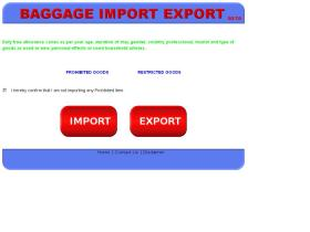 baggage.globaltaxguru.in