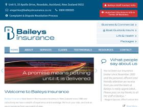 baileysinsurance.co.nz