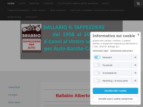 ballabioiltappezziere.it