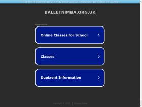 balletnimba.org.uk
