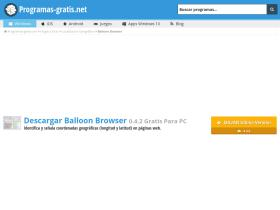 balloon-browser.programas-gratis.net