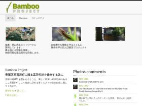 bamboo-project.org