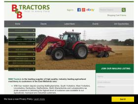 bandbtractors.co.uk