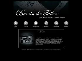bantinthetailor.co.uk