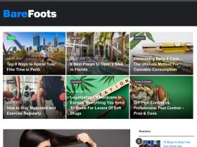 barefootsworld.net