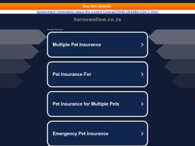 barnswallow.co.za