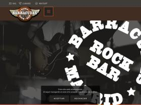 barracudasrockbar.com