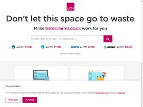 batesalarms.co.uk