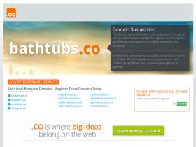 bathtubs.co