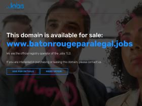 batonrougeparalegal.jobs