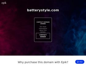 batterystyle.com