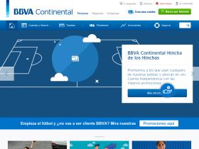 bbvacontinental.com.pe