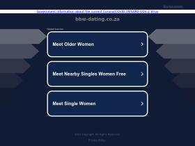 bbw-dating.co.za