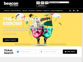 beaconartscentre.co.uk