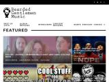 beardedgentlemenmusic.com