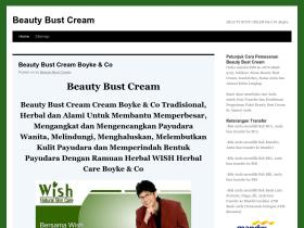 beautybustcream.com