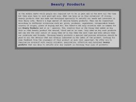 beautyproductstag.com