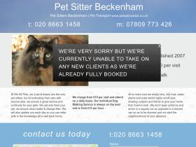 beckenhampetsitter.co.uk