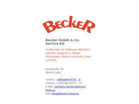 becker-shop.eu