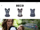 becobabycarrier.com