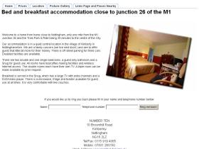 bed-and-breakfast-accommodation-nottingham.co.uk