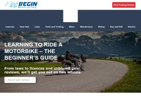 begin-motorcycling.co.uk