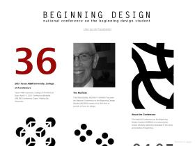 beginningdesign.org