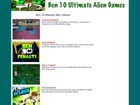 ben10ultimatealiengames.net