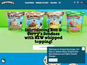 benandjerrys.co.uk
