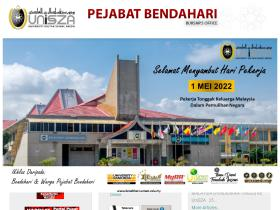 bendahari.unisza.edu.my