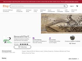 beneaththetrees.co.uk