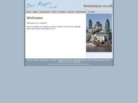 benmeyer.co.uk