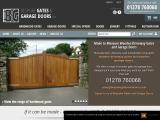 bespokegatesandgaragedoors.co.uk