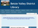 betsievalleydistrictlibrary.org