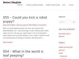 betteratenglish.com