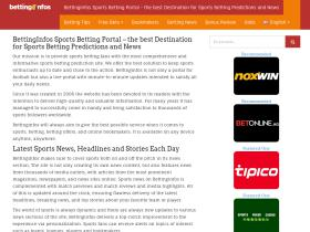 bettinginfos.de