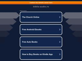 biblia-audio.ro