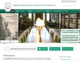 bibliotheque-institutdefrance.fr