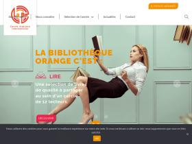 bibliotheque-orange.org