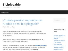 biciplegable.es