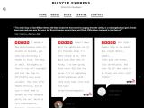 bicycleexpress.net