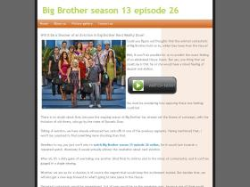 big-brother-season-13-episode-26.yolasite.com