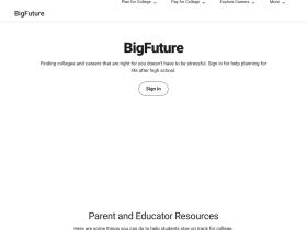 bigfuture.collegeboard.org