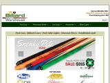 billiardwarehouse.com