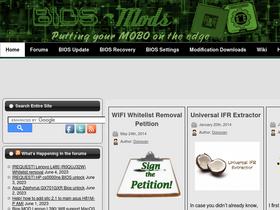 Bios-mods com Analytics - Market Share Stats & Traffic Ranking