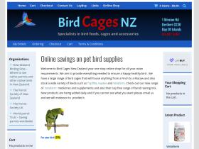 birdcages.co.nz