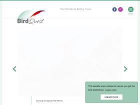 birdquest-tours.com