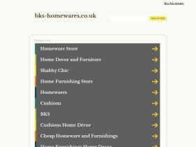 bks-homewares.co.uk