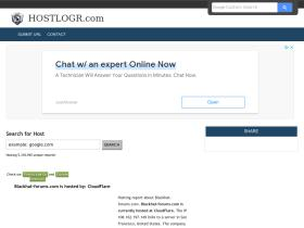 blackhat-forums.com.hostlogr.com