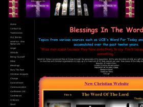 blessing-in-the-word.com